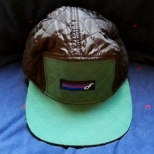 Flat Fitty Hat